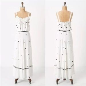 Leiffsdottir Anthropologie Mirror Maxi Dress 2